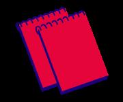 Notitieboeken & Portfolio's
